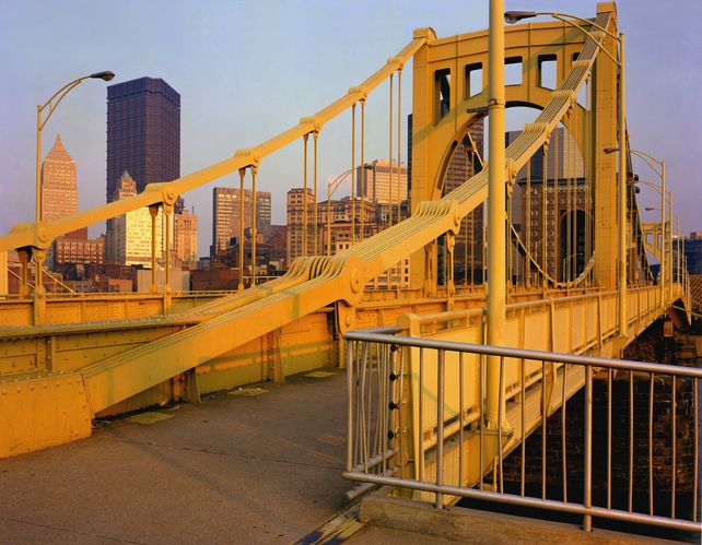 6th Street Bridge, Pittsburgh, PA
