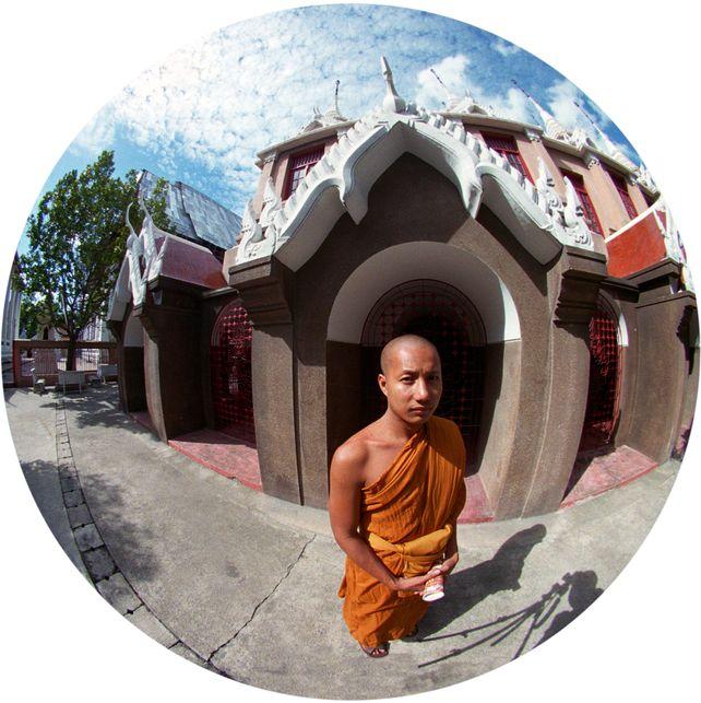 Buddhist Monk, Bangkok