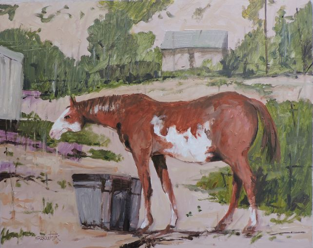 Horse Sketch #4