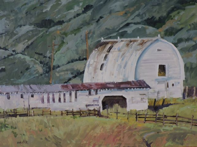 Farm by the Hills