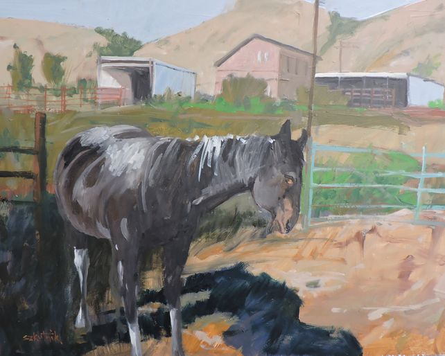 Horse Sketch #5