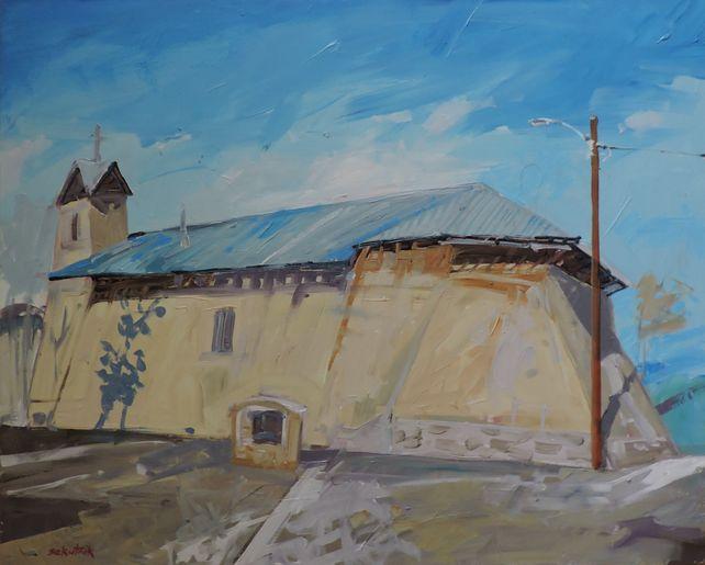 El Santuario de Chimayo