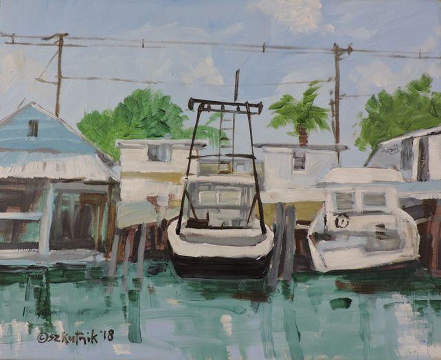 Seadrift Port