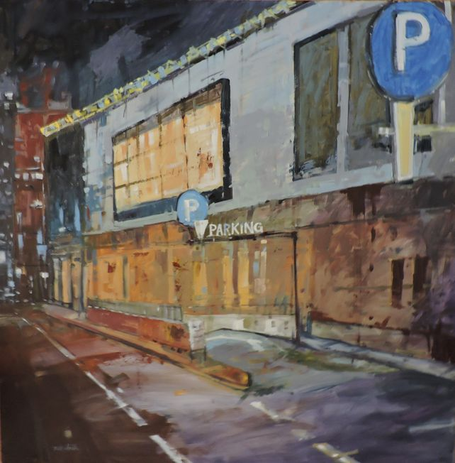 Parking Entry
