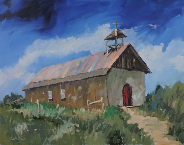 New Mexico Chapel