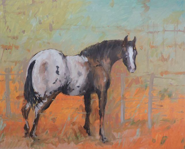 Horse Sketch #2