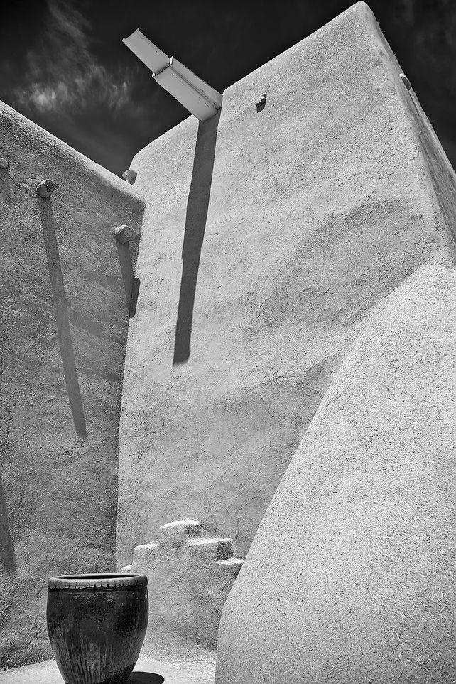 Mission Church of Rancho de Taos No. 5