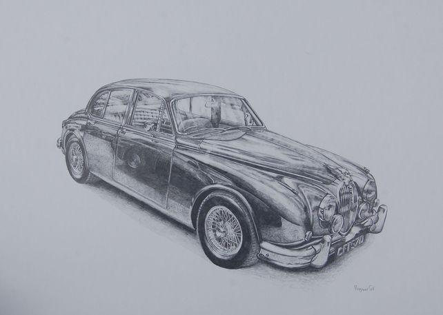 Jaguar Mk2 Saloon