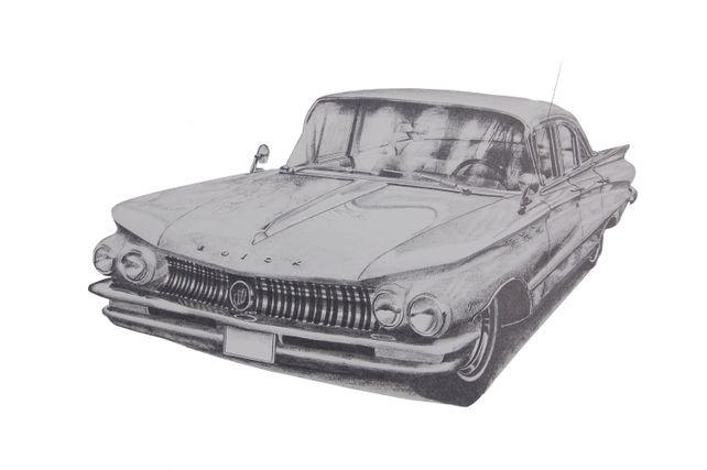 Buick LeSabre 1960