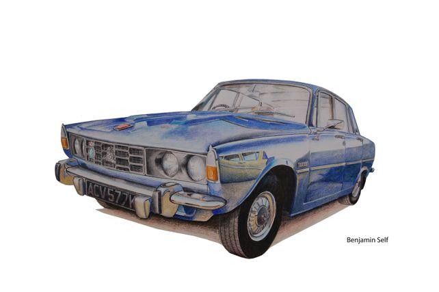 Rover P6 2000
