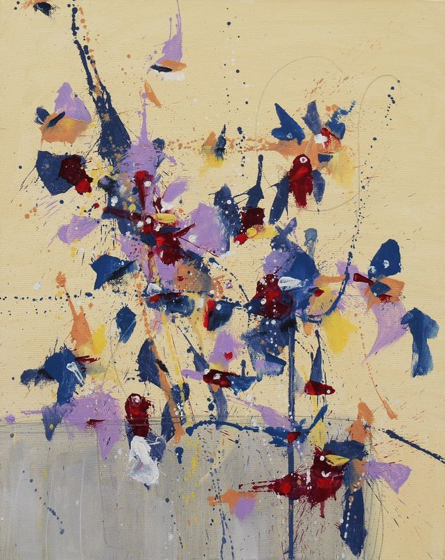 Fleur du Ciel (Flower of the Sky)