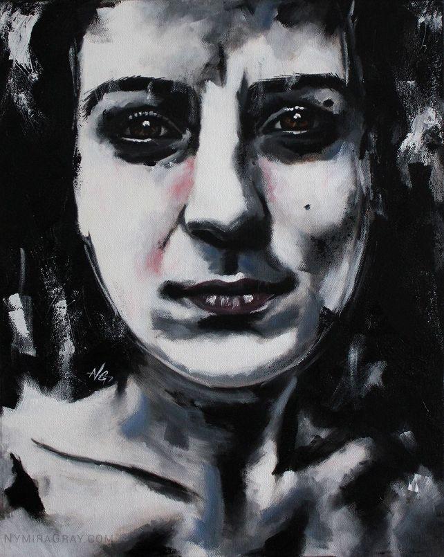 Katia (PORTRAIT SERIES #5)