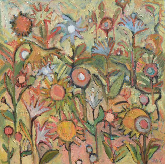 Flower Maze